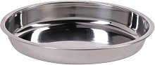Casa Collection - Teglia Ovale 35X25,5 Acciaio Inox