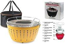 Casaitalia C113109 Barbecue Grill Da Tavolo da