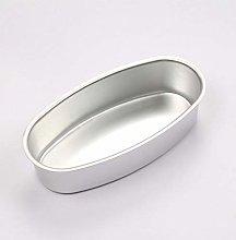 Case&Cover Cucina Forma Ovale in Alluminio Torta