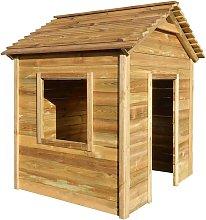 Casetta da Giardino per Bambini 123x120x146 cm