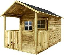 casetta in legno per bambini 'blanka' -