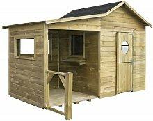 casetta in legno per bambino 'ela' -