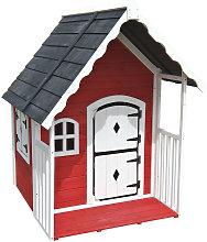Casetta Per Bambini in Legno Outdoor Toys Anny