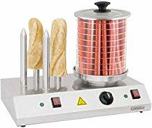 Casselin CMH1macchina per Hot-Dog elettrico