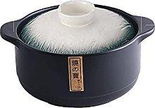 Casseruola in ceramica pentola in terracotta