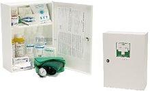 Cassetta Armadietto Kit Medico Di Pronto Soccorso