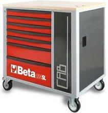Cassettiera Mobile Con 7 Cassetti E Armadietto