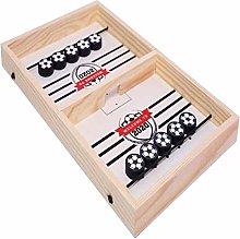 Catapulta scacchi in legno gioco hockey