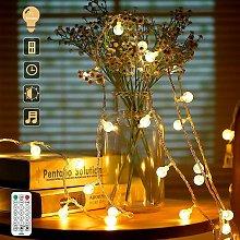 Catena Luminosa 100 LED Luce Stringa Catene