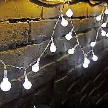 Catena Luminosa Di Luci Led 13M filo di 100