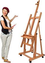 Cavalletto per pittura professionale modello