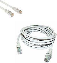 Cavo Ethernet Di Rete 2 Metri 2 Mt Lan Plug Rj45