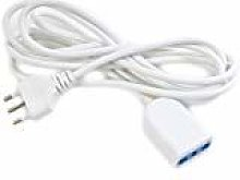 Cavo Prolunga Elettrica Bipasso 16A 3 Metri