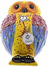 Ceramic Rambalena | Vaso da appendere a forma di
