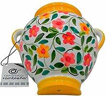 Ceramica Rambleña | Vaso da appendere | Vaso da