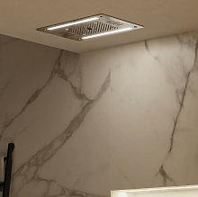 Ceramicstore - Soffione doccia ad incasso 40x60 cm