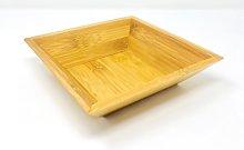 Cestino Bamboo Quadro cm 18 h 5