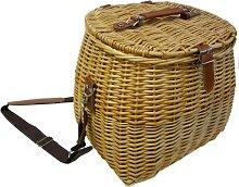 Cesto borsa cesta cestone cestino pesca in vimini