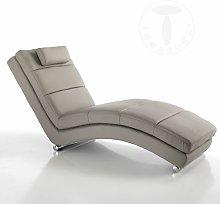 chaise longue SOFIA TAUPE