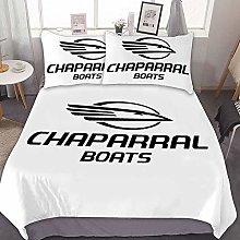 Chaparral + Boats Motivi di stampa di decalcomanie