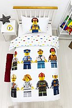 Character World LEGO - Copripiumino singolo