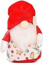 Chef di Natale scandinavo Tomte Nisse nano, elfo