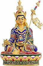 CHEIRS Statua del Buddha Fengshui Artigianato