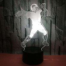 CHENCHAOK Lampada da comodino con luce notturna