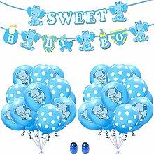 CHEPL Balloons Happy Birthday Decorations Supplies