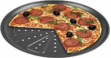 CHG 9776-46 Teglia per Pizza, 2 Pezzi, Diametro
