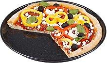 CHG - Teglia da Pizza Rotonda, Emaille, Smalto, 32