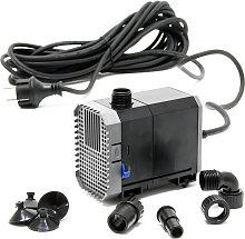 CHJ-2000-10 Pompa Laghetto 2000l/h 35W come filtro