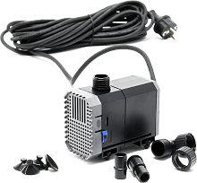 CHJ-900-10 Pompa Laghetto 900l/h 16W come filtro o