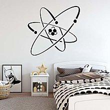 CHTHREEC Atomic Electronics Science Vinyl Wall