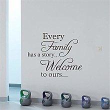 CHTHREEC PVC Benvenuti nei nostri adesivi murali