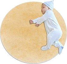 Chuangxin, tappeto da cucina rotondo per bambini,
