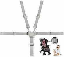 Cintura di sicurezza per seggiolino per bambini