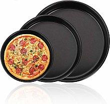 Ciotola per Pizza, BESTZY teglia Rotonda, Set per