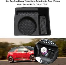 Citroen DS3 serbatoio portabicchieri auto