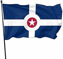 City of apolis 3x5 piedi bandiere bandiere esterne