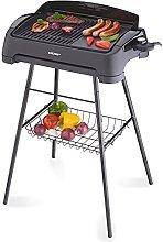 Cloer 6750 Barbecue Da tavolo Elettrico 2000W Nero