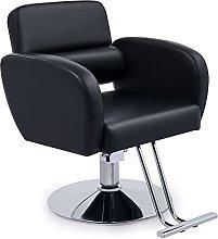 CO-Z Sedia da Barbiere per Parrucchiere Poltrona