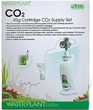 CO2 45gr Cartridge Supply Set - impianto co2 per