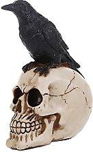 Collezione Gothic Teschio di Pirate Ornamento