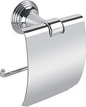 Colombo Design B33910CR Porta Rotolo Coperto, Cromo