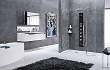 Colonna doccia atrezzata Novellini cascata 2 |