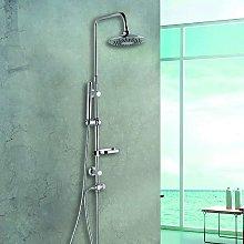 Colonna doccia con deviatore modello sara   kamalu