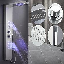® Colonna doccia con illuminazione a LED