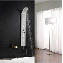 Colonna doccia idromassaggio termostatica PERLA
