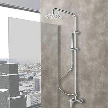 Colonna doccia in ottone Londra: interasse